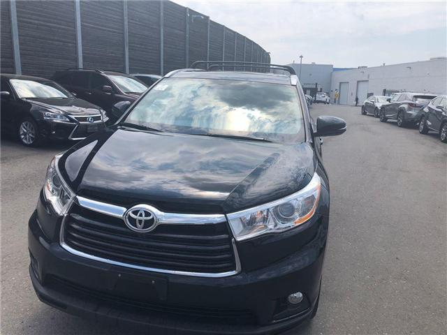 2015 Toyota Highlander XLE (Stk: 15355A) in Toronto - Image 4 of 16