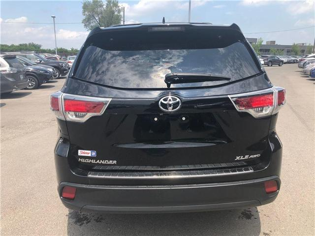 2015 Toyota Highlander XLE (Stk: 15355A) in Toronto - Image 16 of 16