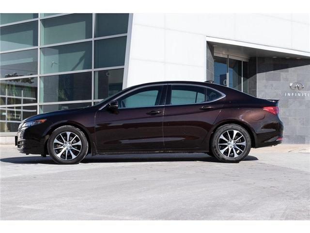 2016 Acura TLX Tech (Stk: 60519B) in Ajax - Image 2 of 25