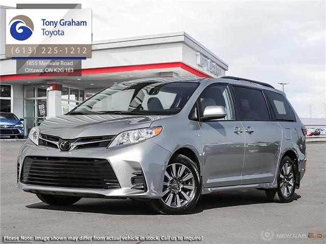 2019 Toyota Sienna LE 8-Passenger (Stk: 57779) in Ottawa - Image 1 of 23