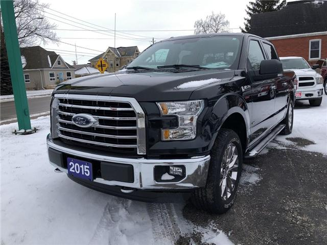 2015 Ford F-150  (Stk: 1FTEW1) in Belmont - Image 2 of 21
