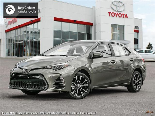 2019 Toyota Corolla SE Upgrade Package (Stk: 89199) in Ottawa - Image 1 of 24