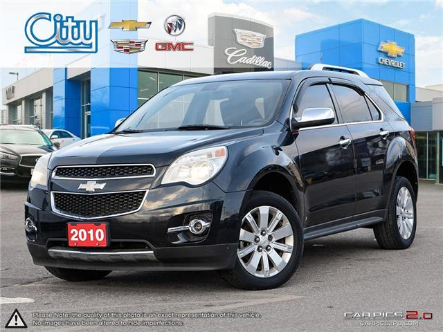 2010 Chevrolet Equinox LTZ (Stk: 2851045A) in Toronto - Image 1 of 27