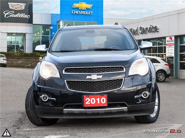 2010 Chevrolet Equinox LTZ (Stk: 2851045A) in Toronto - Image 2 of 27