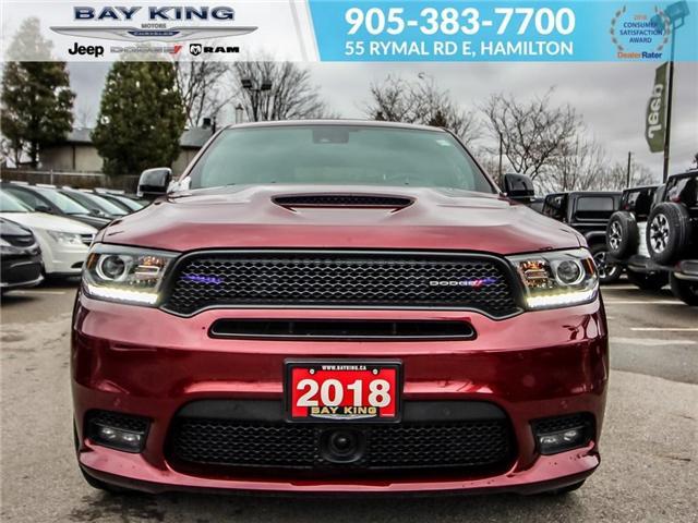 2018 Dodge Durango R/T (Stk: 6693) in Hamilton - Image 2 of 25