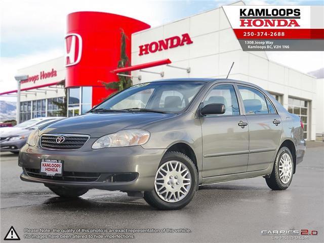 2005 Toyota Corolla CE (Stk: 14189B) in Kamloops - Image 1 of 25
