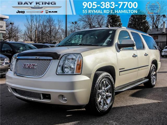 2013 GMC Yukon XL 1500 Denali (Stk: 6648A) in Hamilton - Image 1 of 30