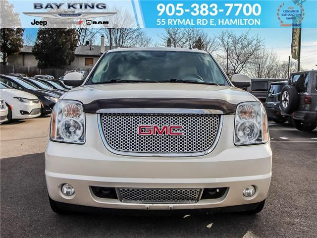 2013 GMC Yukon XL 1500 Denali (Stk: 6648A) in Hamilton - Image 2 of 30