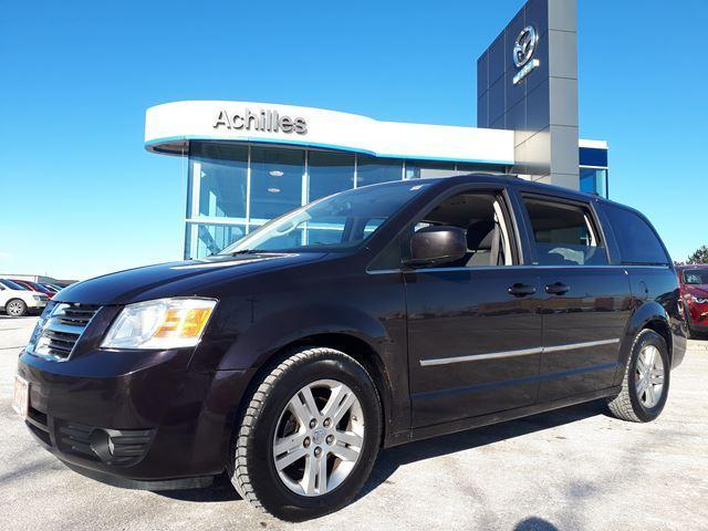 2010 Dodge Grand Caravan SE (Stk: H1706A) in Milton - Image 1 of 11