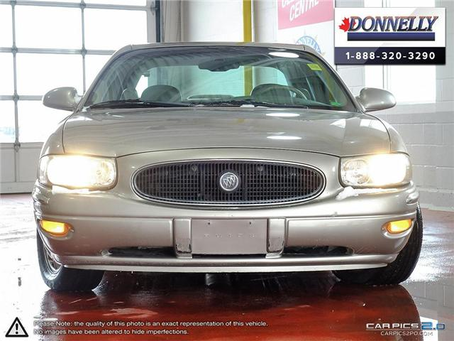 2003 Buick LeSabre Limited (Stk: PBWDR1092B) in Ottawa - Image 2 of 28