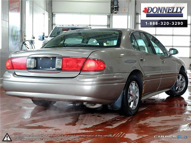 2003 Buick LeSabre Limited (Stk: PBWDR1092B) in Ottawa - Image 4 of 28