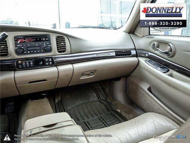 2003 Buick LeSabre Limited (Stk: PBWDR1092B) in Ottawa - Image 27 of 28