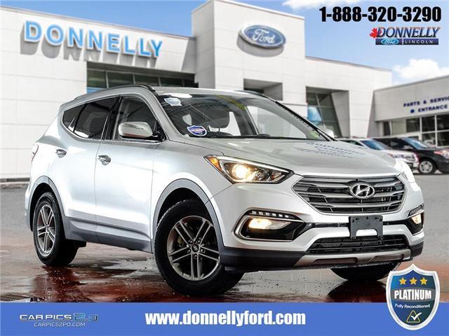 2018 Hyundai Santa Fe Sport  (Stk: PLDUR5998) in Ottawa - Image 1 of 28