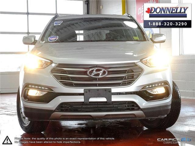 2018 Hyundai Santa Fe Sport  (Stk: PLDUR5998) in Ottawa - Image 2 of 28
