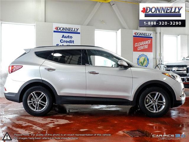 2018 Hyundai Santa Fe Sport  (Stk: PLDUR5998) in Ottawa - Image 3 of 28