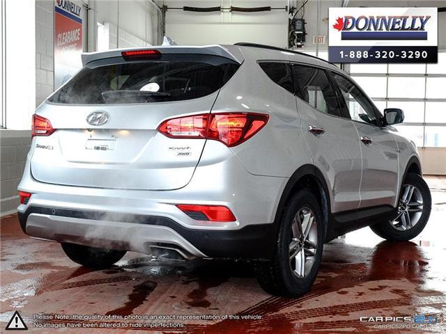 2018 Hyundai Santa Fe Sport  (Stk: PLDUR5998) in Ottawa - Image 4 of 28