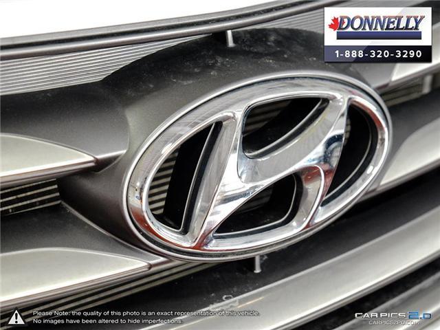 2018 Hyundai Santa Fe Sport  (Stk: PLDUR5998) in Ottawa - Image 8 of 28