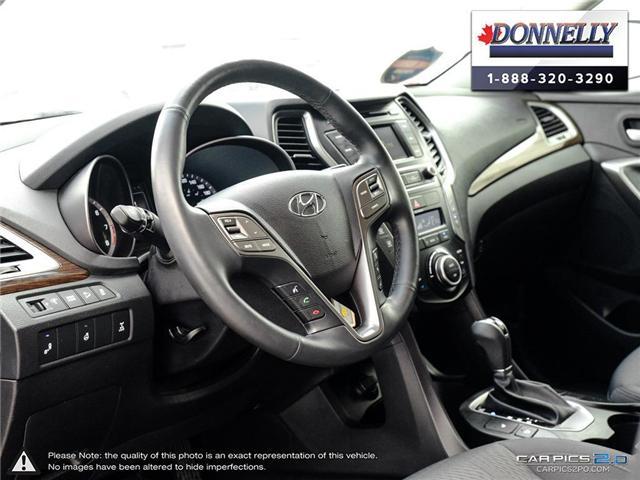 2018 Hyundai Santa Fe Sport  (Stk: PLDUR5998) in Ottawa - Image 12 of 28