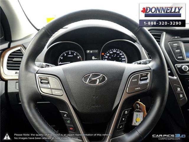 2018 Hyundai Santa Fe Sport  (Stk: PLDUR5998) in Ottawa - Image 13 of 28
