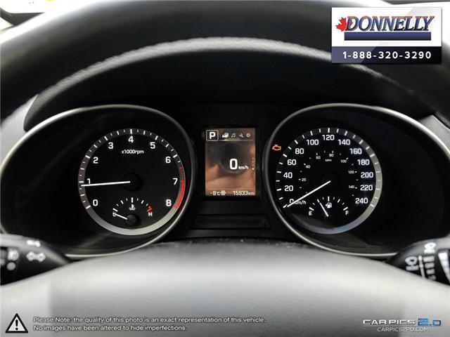 2018 Hyundai Santa Fe Sport  (Stk: PLDUR5998) in Ottawa - Image 14 of 28