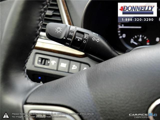 2018 Hyundai Santa Fe Sport  (Stk: PLDUR5998) in Ottawa - Image 15 of 28