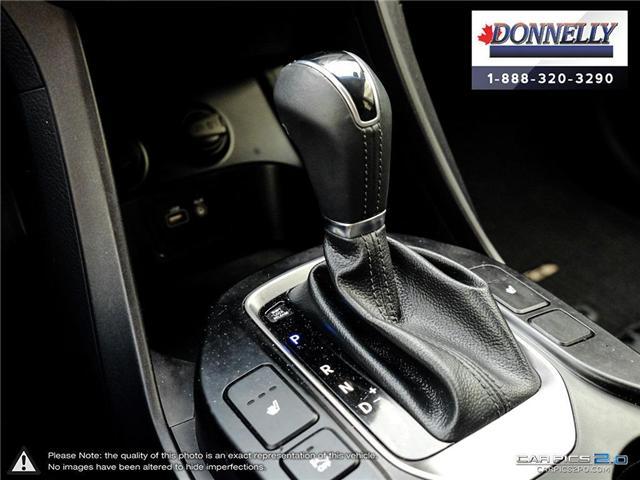 2018 Hyundai Santa Fe Sport  (Stk: PLDUR5998) in Ottawa - Image 18 of 28