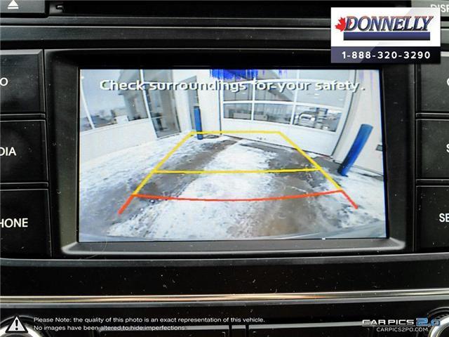 2018 Hyundai Santa Fe Sport  (Stk: PLDUR5998) in Ottawa - Image 20 of 28