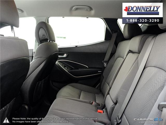 2018 Hyundai Santa Fe Sport  (Stk: PLDUR5998) in Ottawa - Image 24 of 28