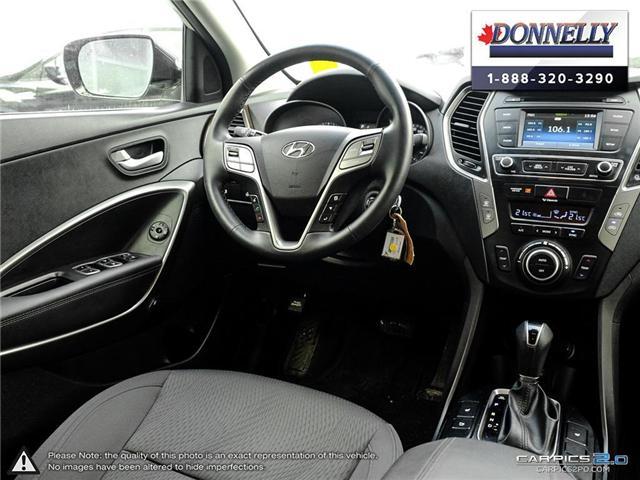 2018 Hyundai Santa Fe Sport  (Stk: PLDUR5998) in Ottawa - Image 25 of 28