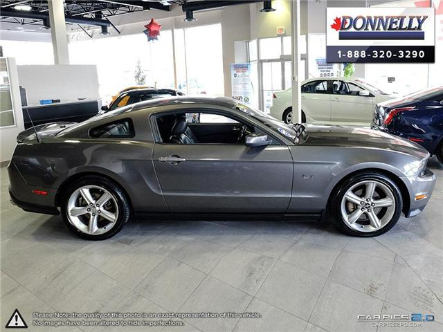 2010 Ford Mustang GT (Stk: CLDS29B) in Ottawa - Image 3 of 28