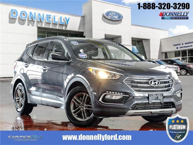 2018 Hyundai Santa Fe Sport  (Stk: PLDUR5997) in Ottawa - Image 1 of 28