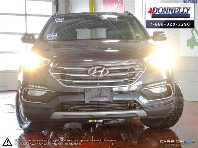 2018 Hyundai Santa Fe Sport  (Stk: PLDUR5997) in Ottawa - Image 2 of 28
