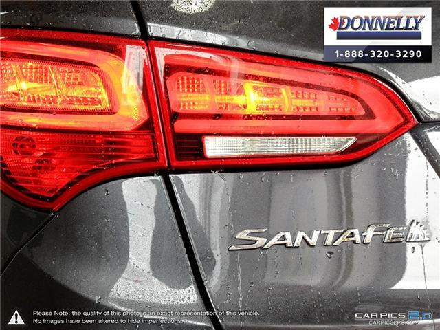 2018 Hyundai Santa Fe Sport  (Stk: PLDUR5997) in Ottawa - Image 11 of 28