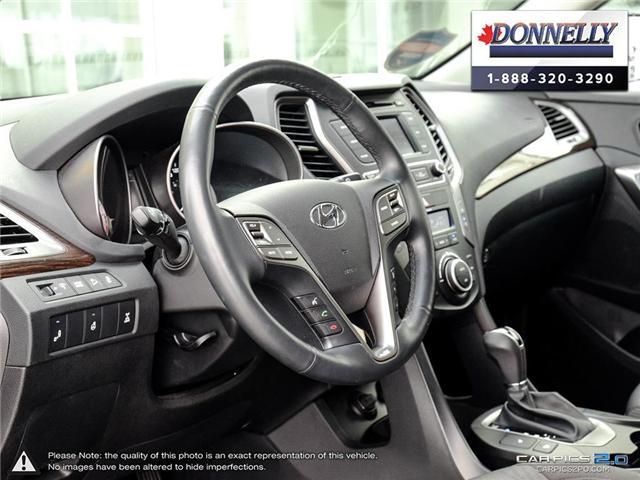 2018 Hyundai Santa Fe Sport  (Stk: PLDUR5997) in Ottawa - Image 12 of 28