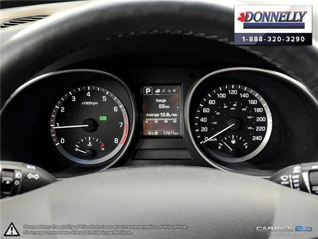 2018 Hyundai Santa Fe Sport  (Stk: PLDUR5997) in Ottawa - Image 14 of 28