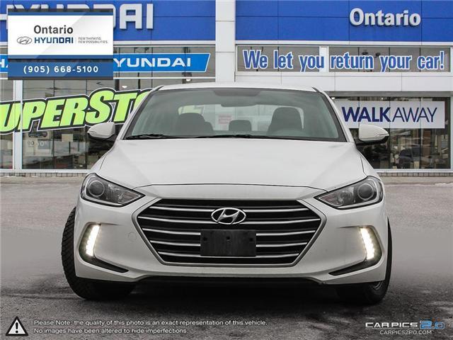 2017 Hyundai Elantra GL / Auto (Stk: 51310K) in Whitby - Image 2 of 27