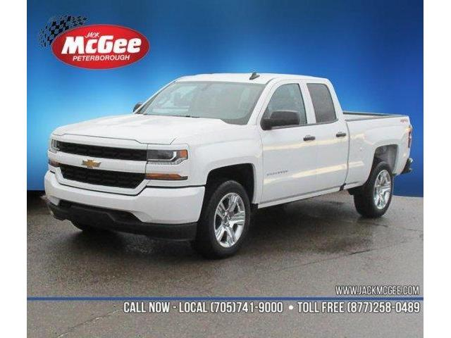 2019 Chevrolet Silverado 1500 LD Silverado Custom (Stk: 19318) in Peterborough - Image 1 of 3