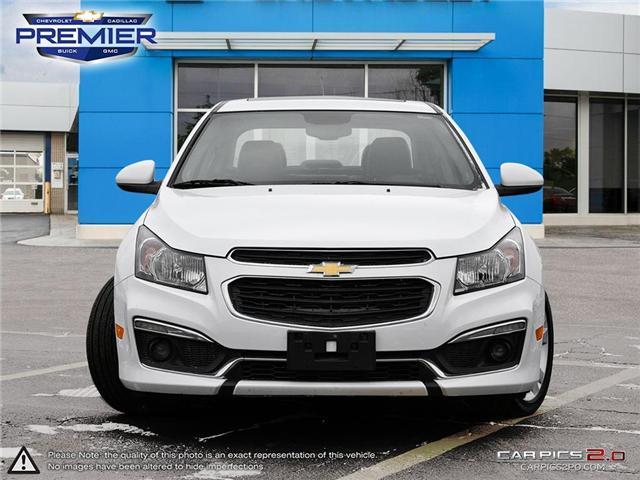 2015 Chevrolet Cruze  (Stk: P19005) in Windsor - Image 2 of 27