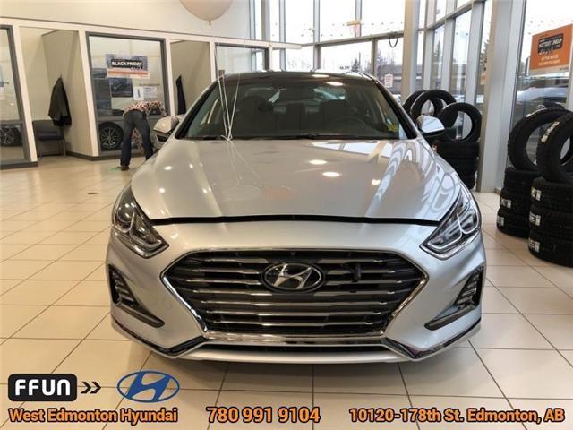 2018 Hyundai Sonata Hybrid Limited (Stk: SH84339) in Edmonton - Image 2 of 6