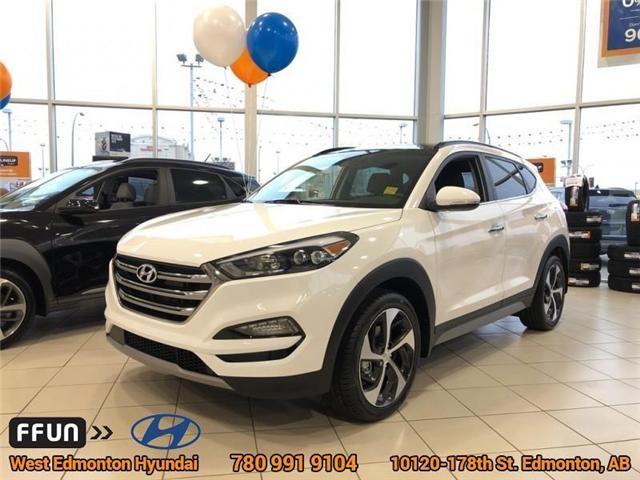 2018 Hyundai Tucson  (Stk: TC89190) in Edmonton - Image 1 of 6