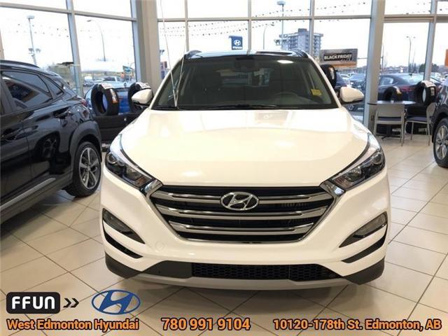 2018 Hyundai Tucson  (Stk: TC89190) in Edmonton - Image 2 of 6