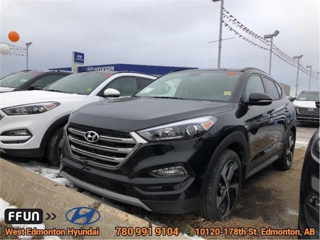 2018 Hyundai Tucson  (Stk: TC84270) in Edmonton - Image 1 of 6