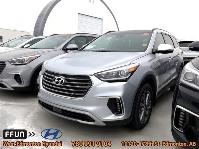 2019 Hyundai Santa Fe XL  (Stk: SX96562) in Edmonton - Image 1 of 6