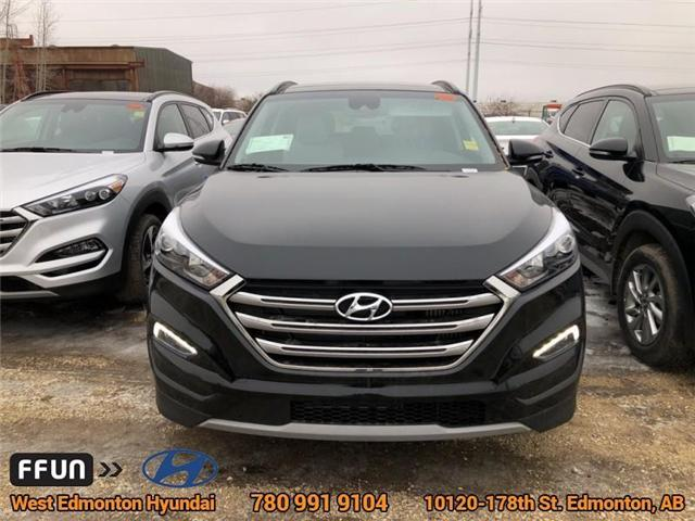 2018 Hyundai Tucson  (Stk: TC83792) in Edmonton - Image 2 of 6