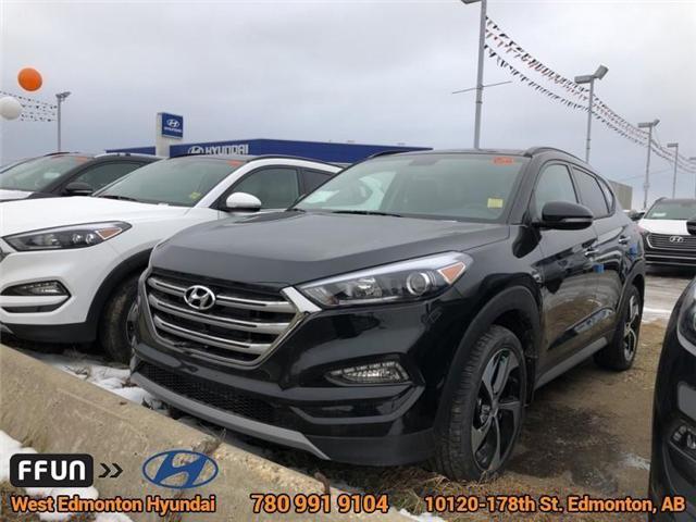 2018 Hyundai Tucson  (Stk: TC83936) in Edmonton - Image 1 of 6