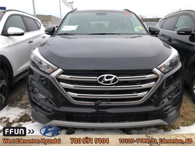 2018 Hyundai Tucson  (Stk: TC83936) in Edmonton - Image 2 of 6