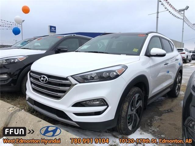 2018 Hyundai Tucson  (Stk: TC85887) in Edmonton - Image 1 of 6