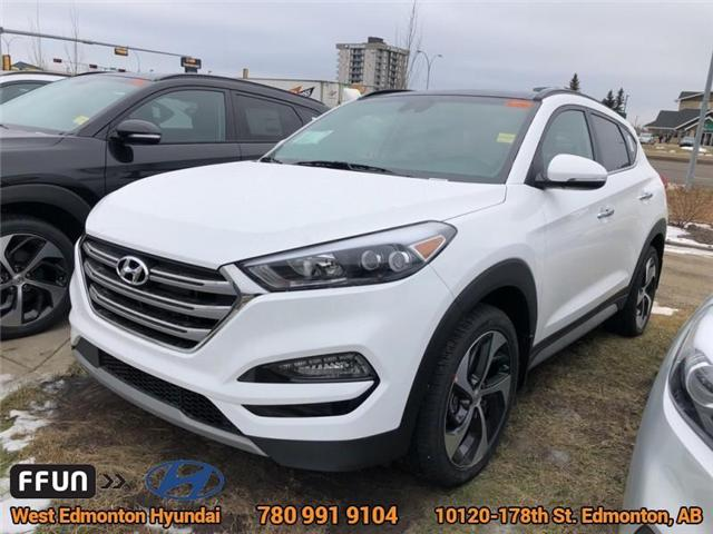2018 Hyundai Tucson  (Stk: TC84401) in Edmonton - Image 1 of 6