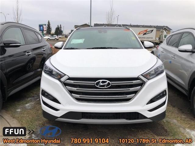 2018 Hyundai Tucson  (Stk: TC84401) in Edmonton - Image 2 of 6
