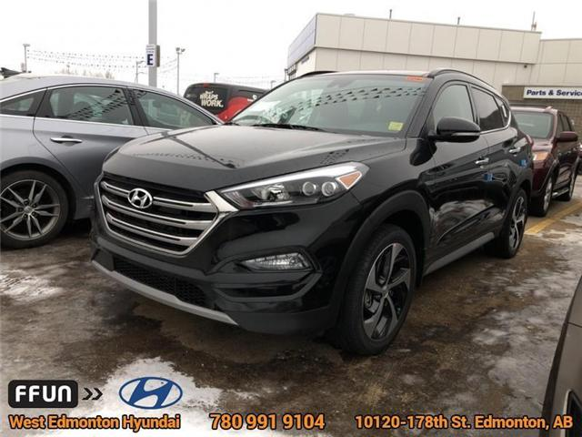 2018 Hyundai Tucson  (Stk: TC84582) in Edmonton - Image 1 of 5